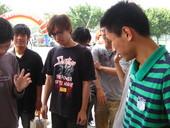 2010校慶運動會拔河賽