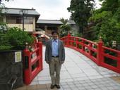 Invited talk in Tohoku Univ. (Sendai), May, 2010