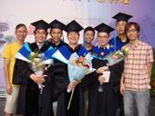 2012 畢業典禮