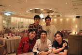 20131027 上海鄉村聚餐(志榮,育豪,逸賢,俊翔)